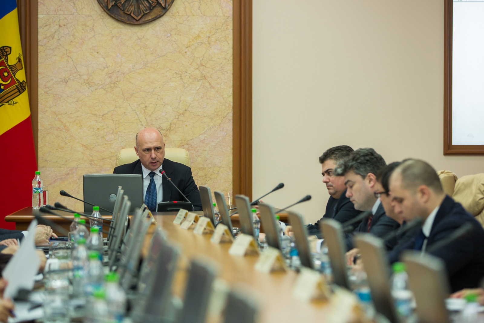 Moldovan Government Adopts Rectification Of State Budget For 2017