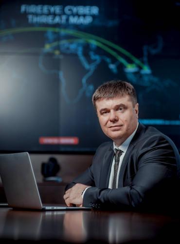 """Interviu cu Serghei Popovici, Directorul I.P. """"Serviciul Tehnologia Informației și Securitate Cibernetică"""""""